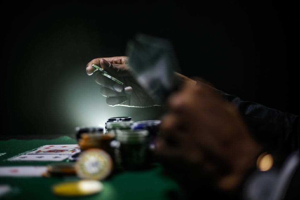 Live Texas Hold'em India