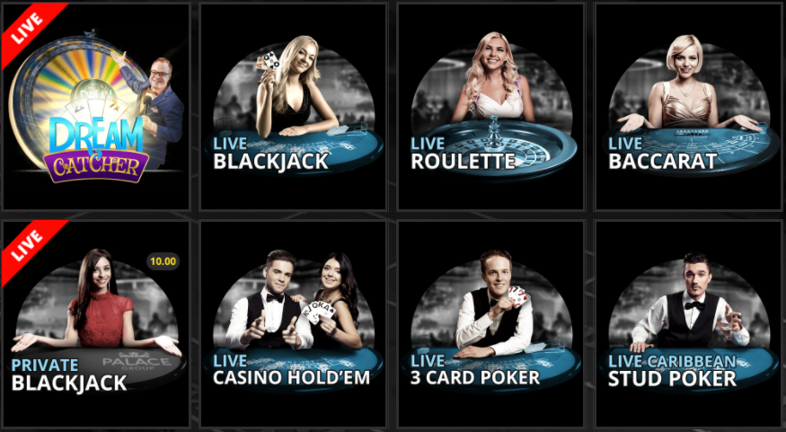 Lucky Nugget Live Casino India