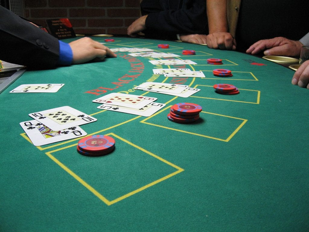 Blackjack-card-counting-table