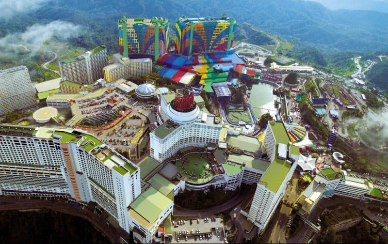 genting world resort